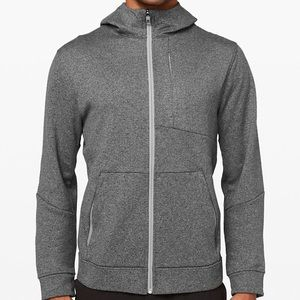 NEW Lululemon city sweat zip hoodie thermo